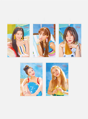 Red Velvet WALL SCROLL POSTER