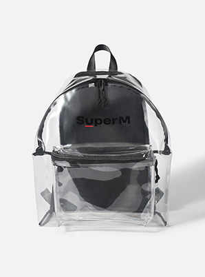 SuperM PVC PHOTO BACKPACK