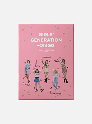 GIRLS' GENERATION-Oh!GG SEASON'S GREETINGS 2020
