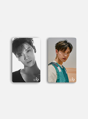 TEN TRANSPORTATION CARD - SuperM