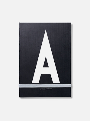 [MD &P!CK] DESIGN LETTERS Personal Notebook