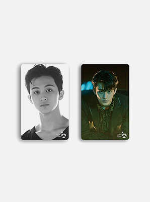 MARK TRANSPORTATION CARD - SuperM