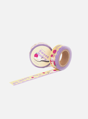 LUCALAB Holo,Holo diary sweet edition masking tape