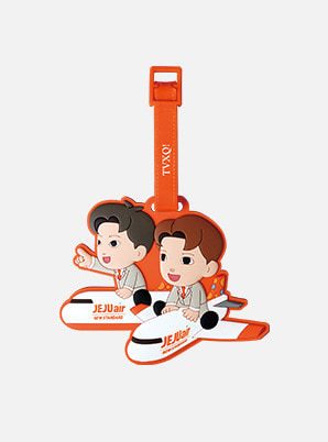 [TVXQ! &P!CK] JEJUair LUGGAGE TAG
