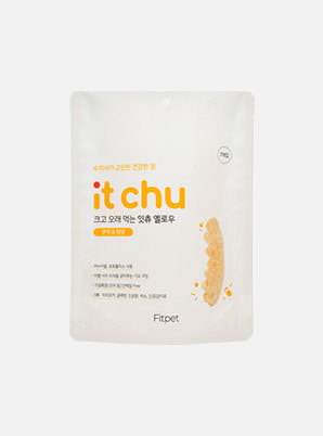 [Dr.Seol &P!CK] FITPET It Chu YELLOW