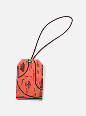 ZERO PER ZERO LUGGAGE TAG