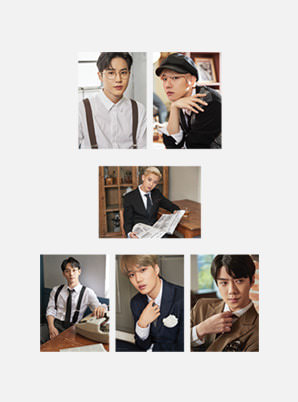 EXO SEASON'S GREETINGS 2020 POSTER