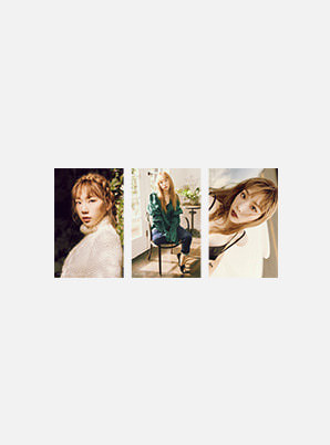 TAEYEON 4X6 PHOTO SET - Purpose Repackage