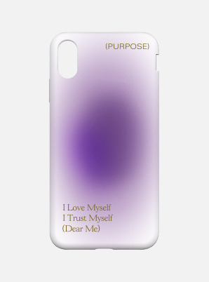 TAEYEON ARTIST CASE - Purpose Repackage