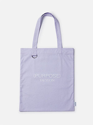 TAEYEON ECO BAG - Purpose Repackage