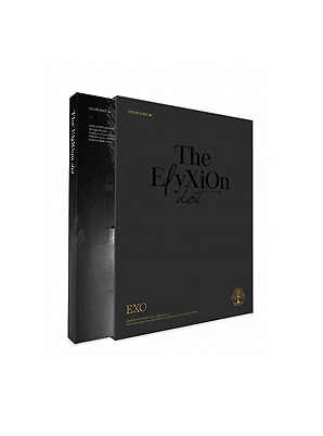 EXOEXO PLANET #4 - The EℓyXiOn[dot] - PHOTO BOOK & LIVE Album