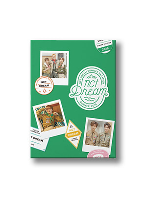 NCT DREAM2019 NCT DREAM SUMMER VACATION KIT6/17 이후 순차 배송 예정